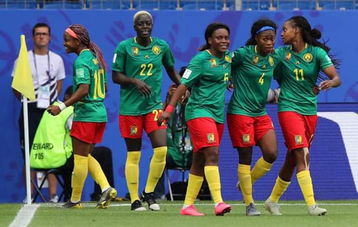 Cameroon improves in Fifa women's rankings