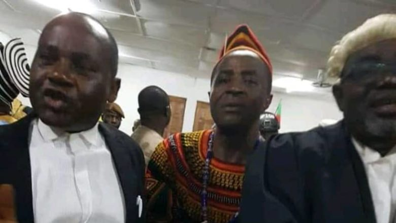 Ambazonian Leaders Sisiku and others sentenced