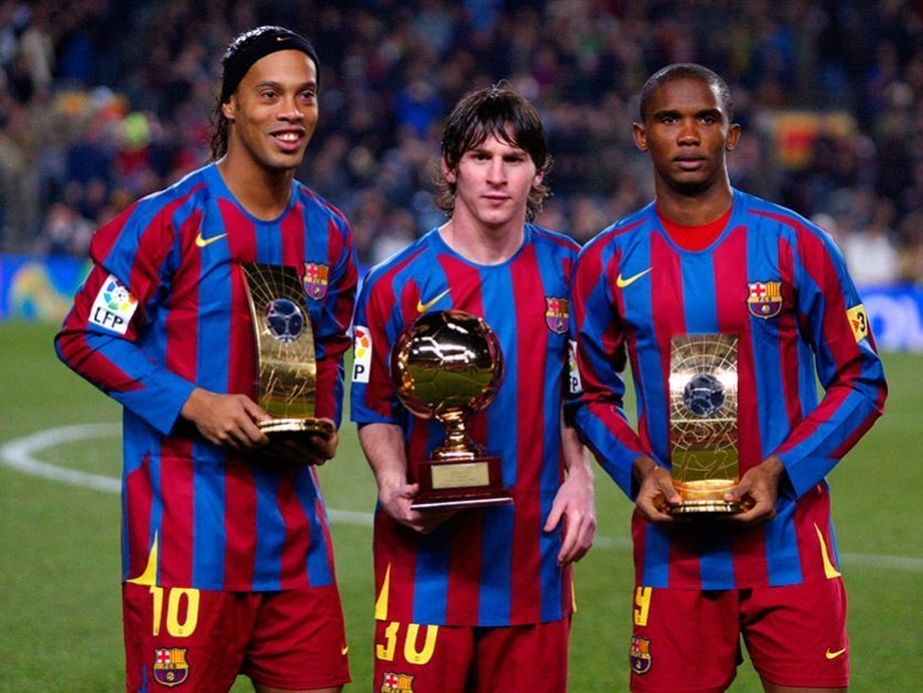 Legend Samuel Eto'o Retires From Football