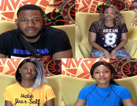 BBNaija Week 12 Poll: fake eviction