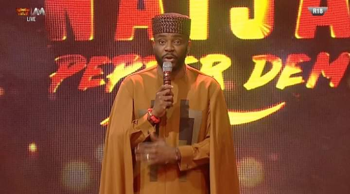 BBNaija PepperDem Eviction: Ebuka