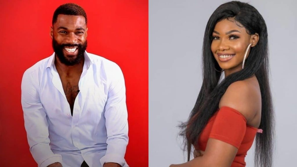 BBNaija: Sir Dee And Venita