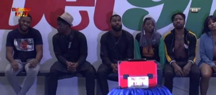 The Ultimate Veto Power Game Of Chance: BBNaija 2019