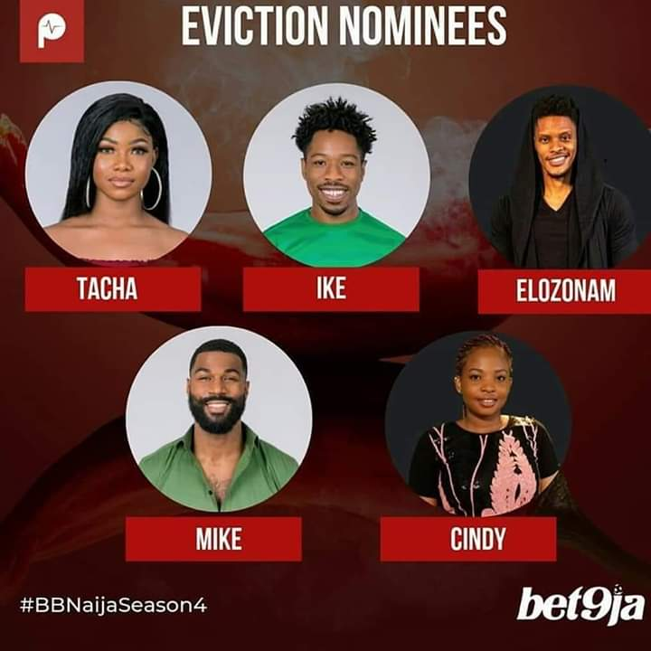 BBNaija Voting Poll Week 13