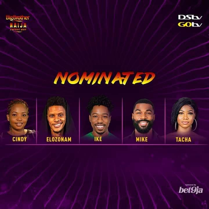 BBNaija Eviction Predictions for Week 13