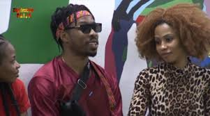 BBNaija Pepper Dem Nominations ike and mercy