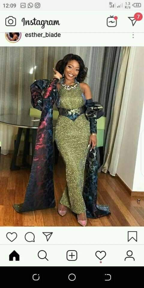 Pepper Dem Housemates At The Headies: Esther