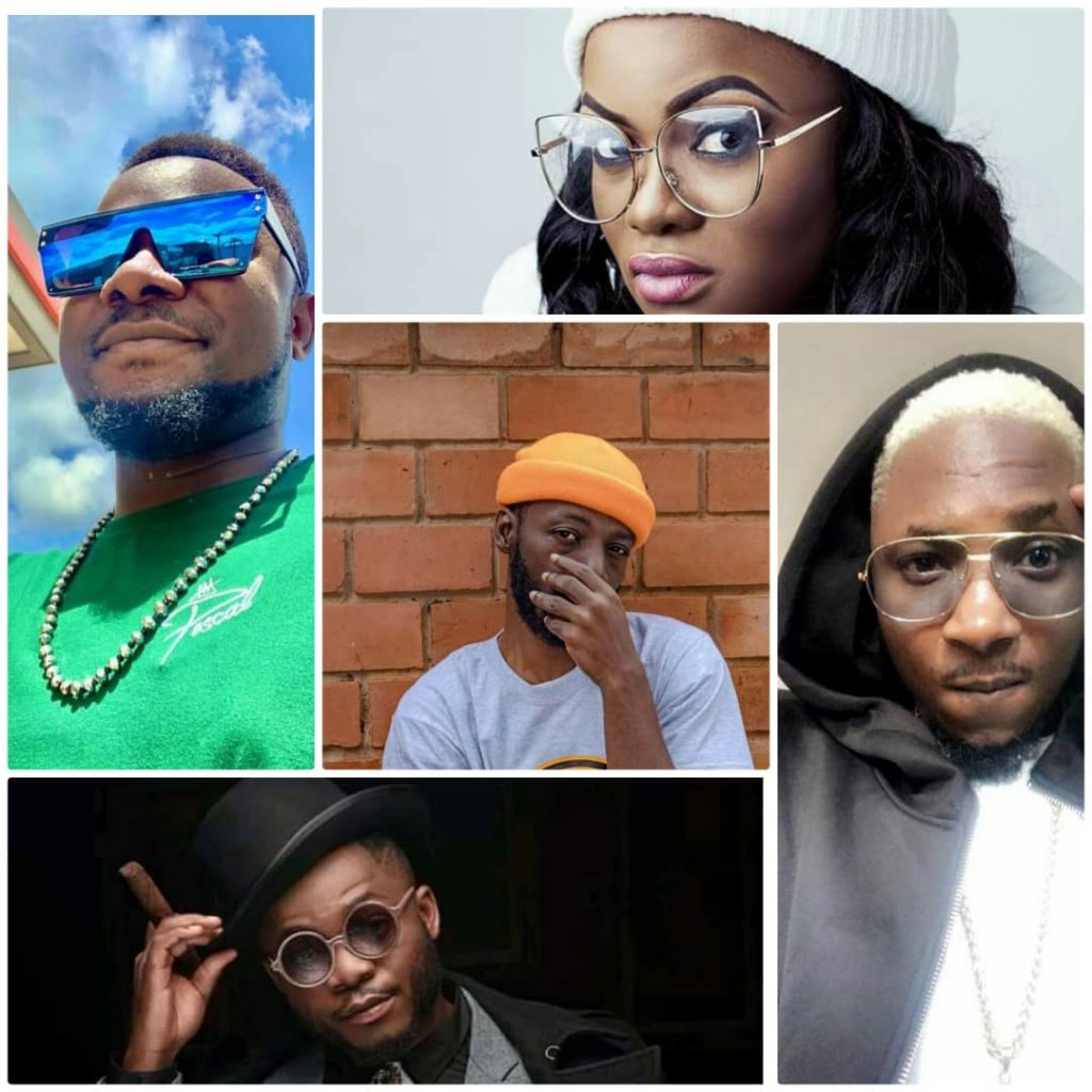 Cameroon Artist of The Year 2019 ranking