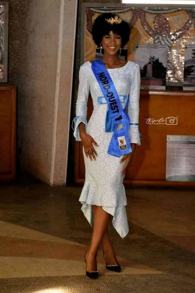 Miss Cameroon 2020: Audrey