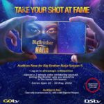 How To Audition For Big Brother Naija 2020 Season 5