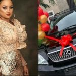 Rosie Receives Lexus SUV From Fans On Her 35th Birthday