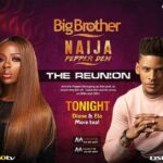 BBNaija Reunion: Diane And Elozonam – The Mawuli Factor