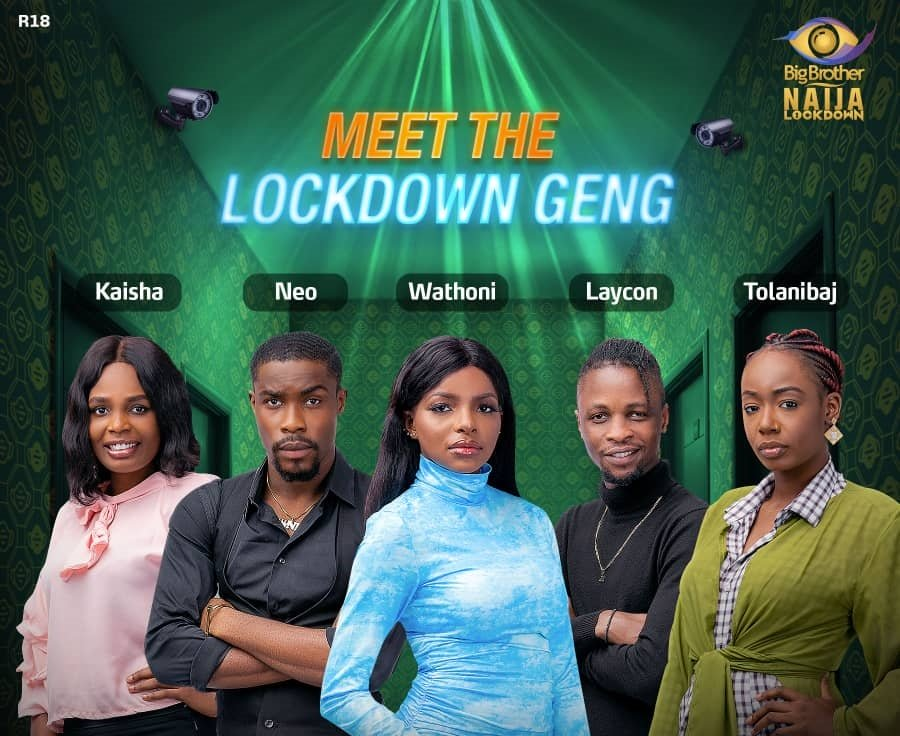Who is your BBNaija Lockdown favorite Housemate So Far?