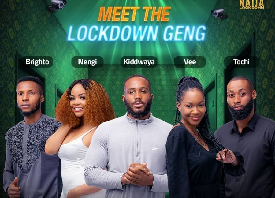 Who is your BBNaija Lockdown favorite Housemate So Far? Scroll down to the poll,
