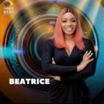 Beatrice Evicted From The Big Brother Naija House