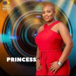 Princess Evicted From The BBNaija House