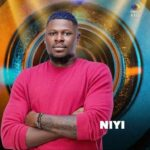 Niyi Evicted From The Big Brother Naija House