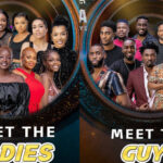 Big Brother Naija Wildcards Revealed – Maria And Pere
