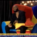 Emmanuel's Eviction Diary Session –  Week 4