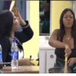 Angel And Queen Fight About The Kitchen ( Video) – BBNaija